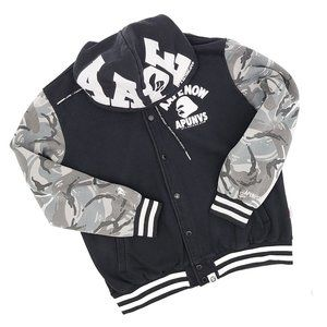 AAPENOW Opunvs By Bathing Ape Snap Jacket